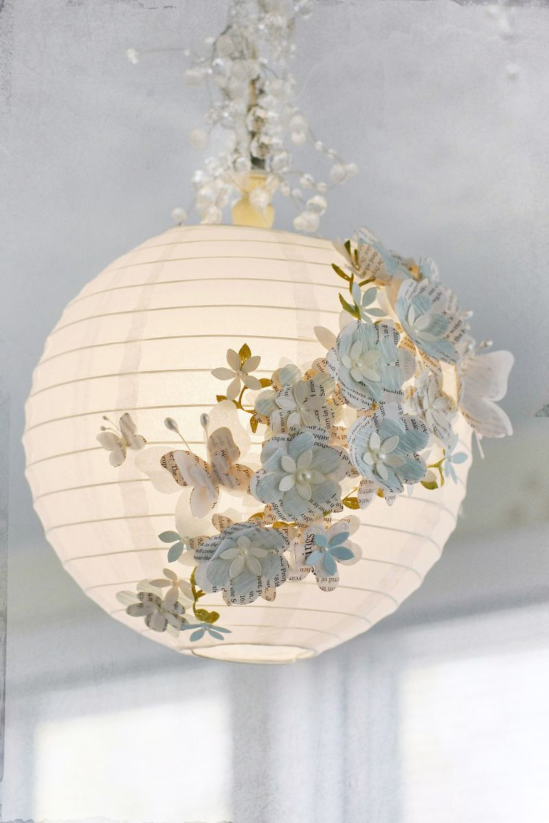 Live 2 Like How To Give Your Ikea Pendant A Makeover